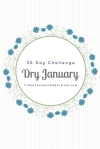 30 Day Challenge: Dry January